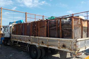 産業廃棄物収集運搬業のイメージ